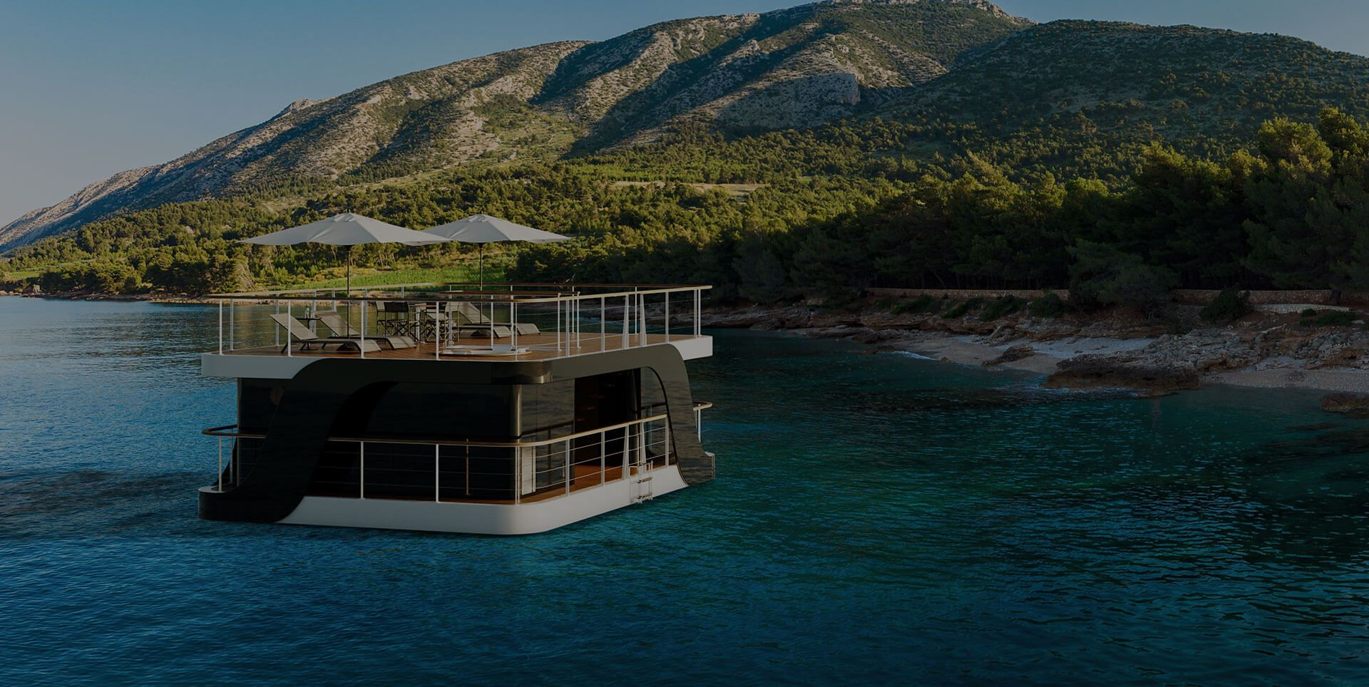 floating house for sale
