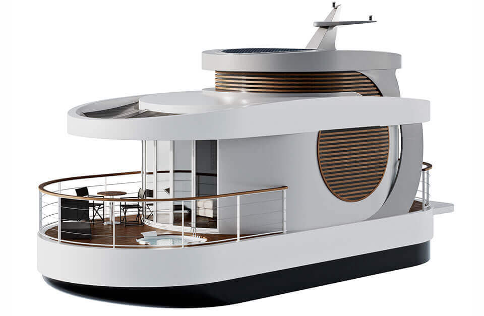 floating homes manufacturers